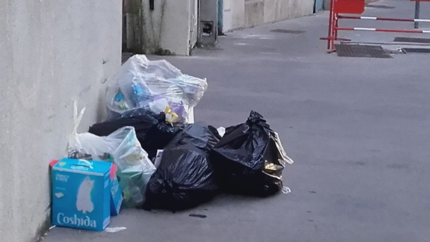 Le ramassage des poubelles sera perturbé le mardi 24 décembre 2019 au soir dans l'agglomération du Mans (illustration)