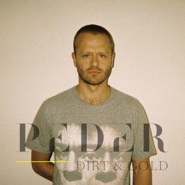 """Pochette de l'album """"Dirt & Gold"""" par Peder"""