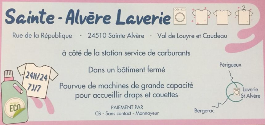 Sainte Alvère Laverie