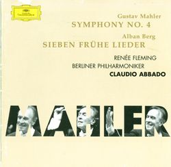 Symphonie n°4 en Sol Maj : Sehr behaglich - Das himmlische Leben - avec soprano - RENEE FLEMING
