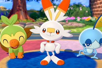 Dans ce nouvel épisode de Pokémon, vous aurez comme toujours la possibilité de choisir votre bestiole préférée