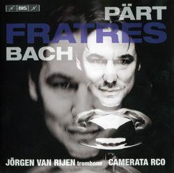 Concerto en ré min BWV 974 : 3. Presto - arrangement pour trombone et orchestre - JORGEN VAN RIJEN