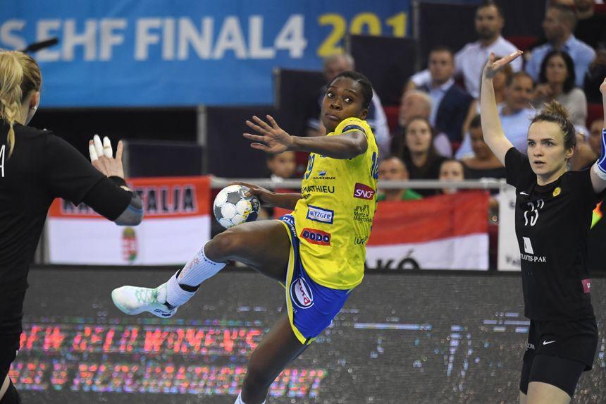 En demi-finales les Dragonnes échouent face aux Russes de Rostov