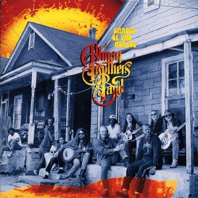 "Pochette de l'album ""Shades of two worlds"" par The Allman Brothers Band"