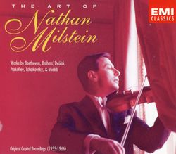Sonate nº5 en Fa Maj op 24 pour violon et piano : Rondo - NATHAN MILSTEIN