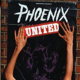 """Pochette de l'album """"United"""" par Phoenix"""