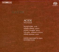 Acide : Quatuor - BERNARD RICHTER