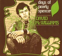 Days of pearly spencer - DAVID MAC WILLIAMS