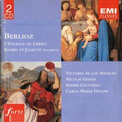 L'enfance du Christ : L'arrivée à Saïs (Scène 3) : Vous pleurez jeune mère Le maître de maison Marie Joseph Choeur de Ismaélites - VICTORIA DE LOS ANGELES