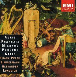 Choses vues a droite et a gauche sans lunettes pour violon et piano : Choral hypocrite - FRANK PETER ZIMMERMANN