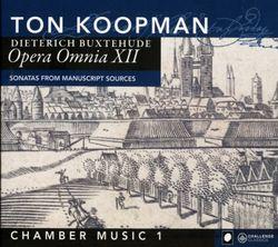 Sonate en Ré Maj BuxWV 267 - pour basse de viole contrebasse de viole et basse continue - JONATHAN MANSON