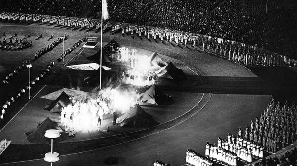 1940, Dresde : Les Carmina Burana de Carl Orff