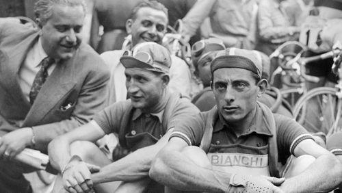 Les deux échappés de la petite reine 2/2 : Bartali-Coppi, une rivalité italienne
