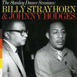 Cue's blue now - BILLY STRAYHORN & JOHNNY HODGES
