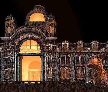 Le Palais Lumière à Evian