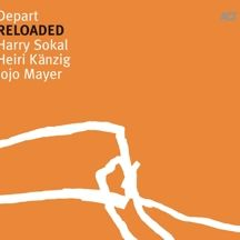 "Pochette de l'album ""Reloaded"" par Harry Sokal"