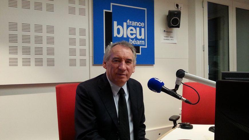François Bayrou était l'invité de France Bleu Béarn ce lundi 2 décembre.
