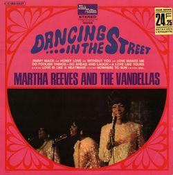 Nowhere to run - MARTHA REEVES & THE VANDELLAS