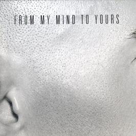 """Pochette de l'album """"From my mind to yours"""" par 80xx"""