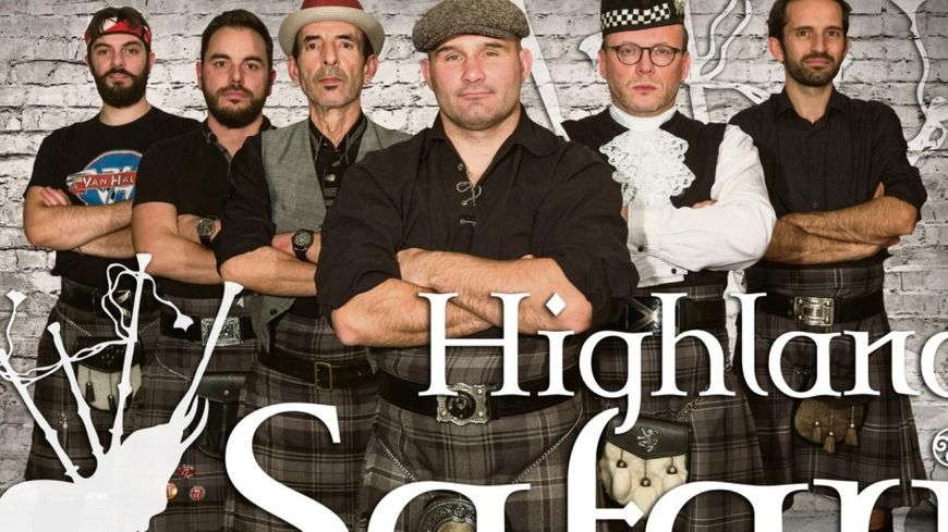 Highland Safari, rock Celtique