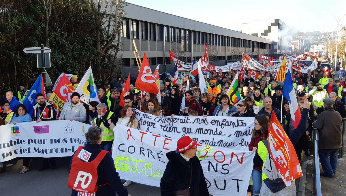 Trafic à la SNCF et manifestations contre la réforme des retraites en Limousin : à savoir pour le 10 décembre