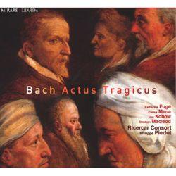 Cantate BWV 150 Nach dir Herr verlanget mich : 7. Meine Tage in dem Leide (Choeur) - KATHARINE FUGE
