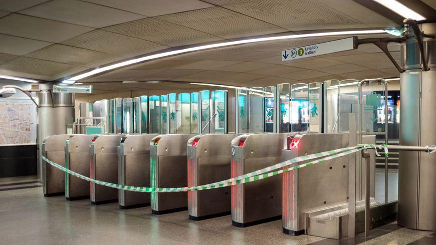 8 lignes de métro seront fermées mercredi 1er janvier à Paris