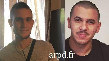 Gabriel Ferchal, 25 ans et Julien Boumlil, 26 ans