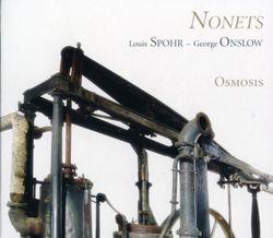 Nonet en Fa Maj op 31 : Finale : Vivace - pour flûte traversière hautbois clarinette cor basson trio à cordes et contrebasse - OSMOSIS