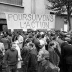 Marche ou grève