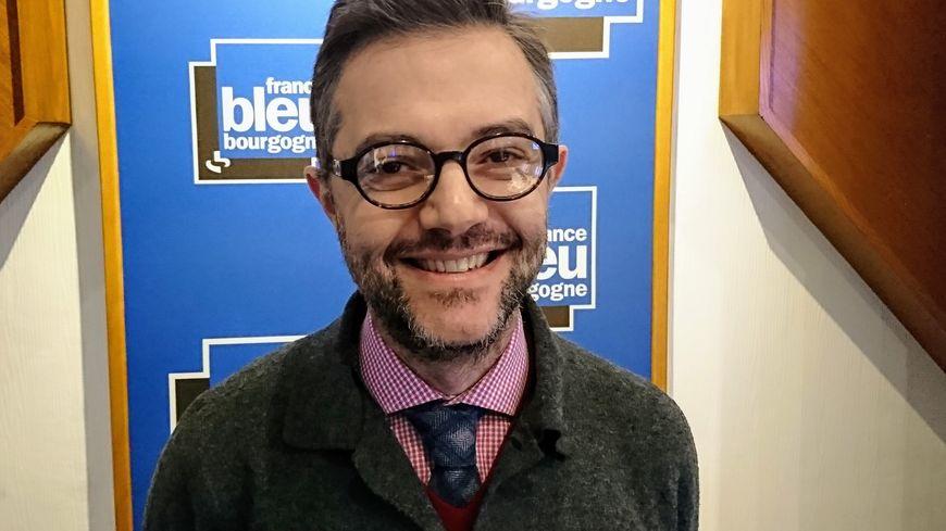 Denis Favier, président de Shop In Dijon