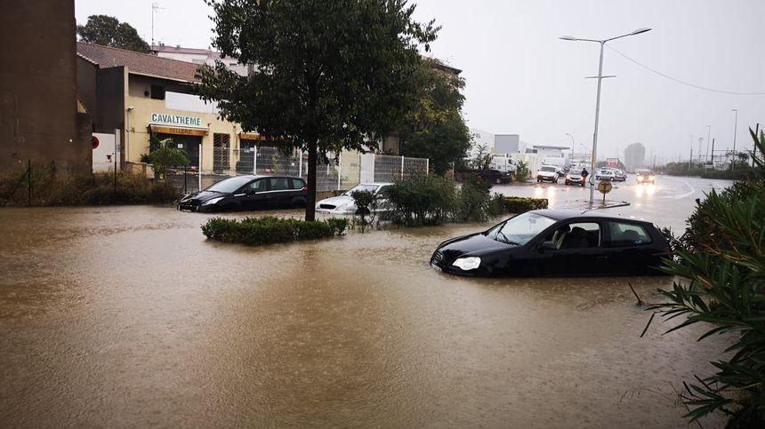 'équivalent de trois mois de pluie est tombé en seulement 48h dans le biterrois. Des centaines de personnes ont dû être évacuées, une personne est morte