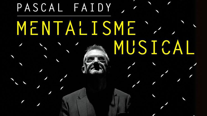 Le mentaliste Pascal Faidy