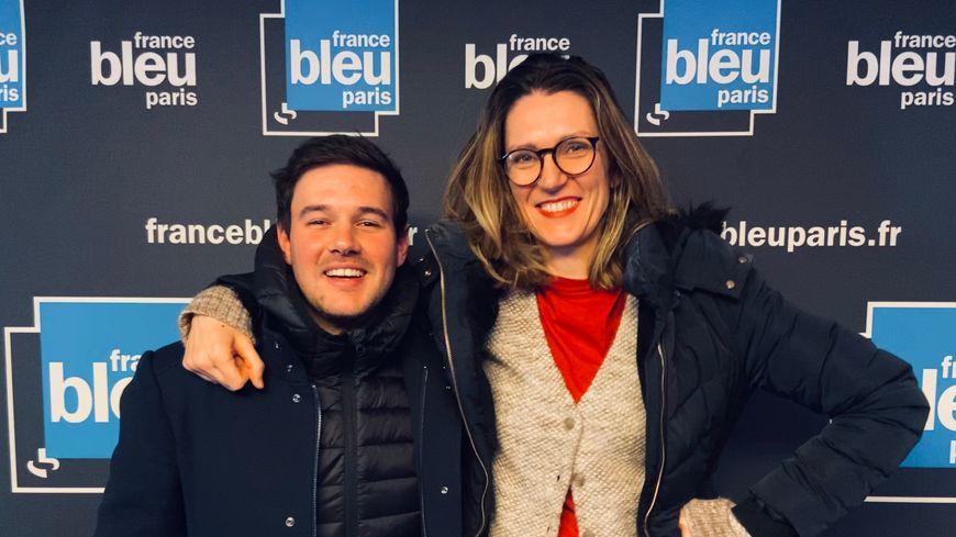 Benjamin Quarez et Pia Clemens