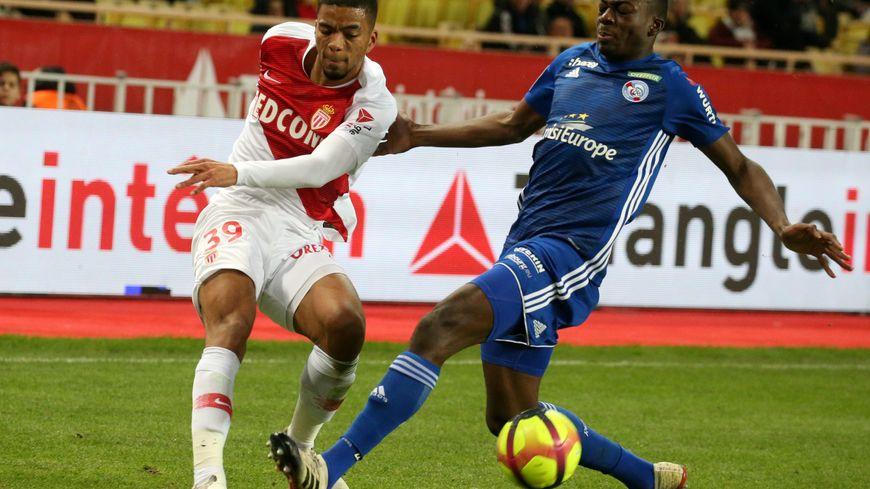 En janvier 2019, le Racing Club de Strasbourg de Youssouf Fofana s'était baladé à Monaco (victoire 5 à 1)