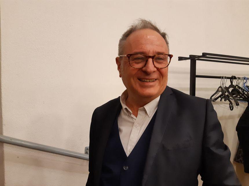Jean-Pierre Charles, maire de Graçay