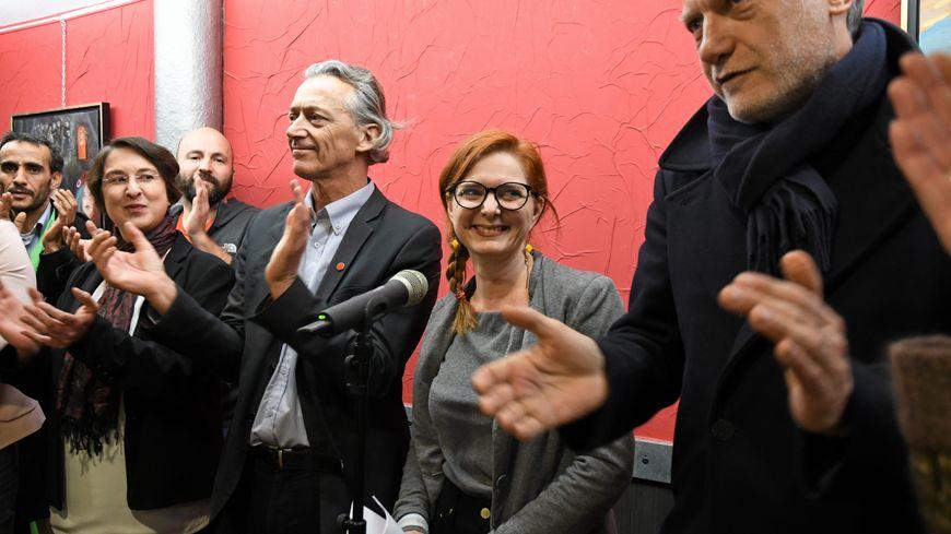 Clothile Ollier, candidate aux municipales de Montpellier malgré tout