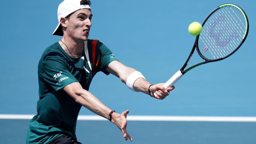 Ugo Humbert a emporté la 26e édition du Challenger de tennis de Cherbourg- La Manche