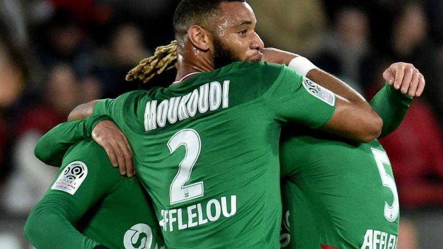 Le défenseur central de 22 ans est arrivé du Havre (Ligue 2) l'été dernier.
