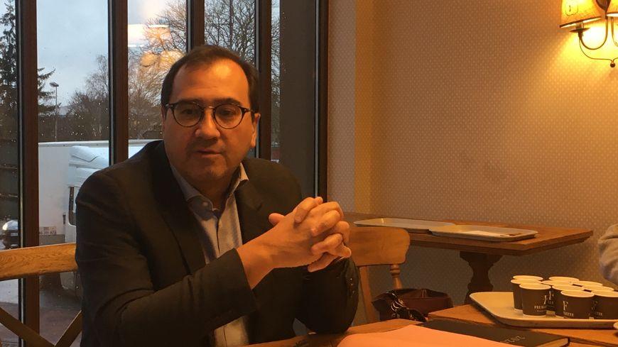 """""""J'ai l'envie et l'énergie nécessaires pour briguer un nouveau mandat de maire"""" explique Christophe Chaillou"""