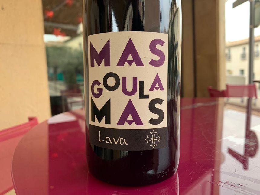 Lava du Mas Goulamas : la cuvée à déguster entre amis