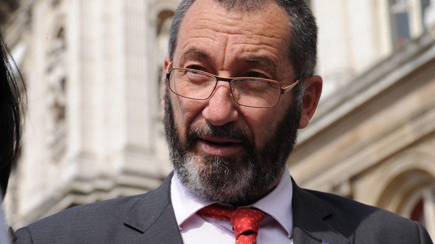 Eric Mouzin, père d'Estelle Mouzin (disparue en janvier 2003 en Seine-et-Marne)