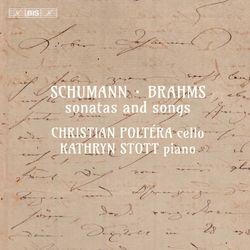 Sonate n°2 en ré min op 121 : 3. Leise, einfach - arrangement pour violoncelle et piano - CHRISTIAN POLTERA
