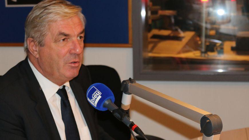Le président du département François Sauvadet a déposé plainte lundi 20 janvier 2020