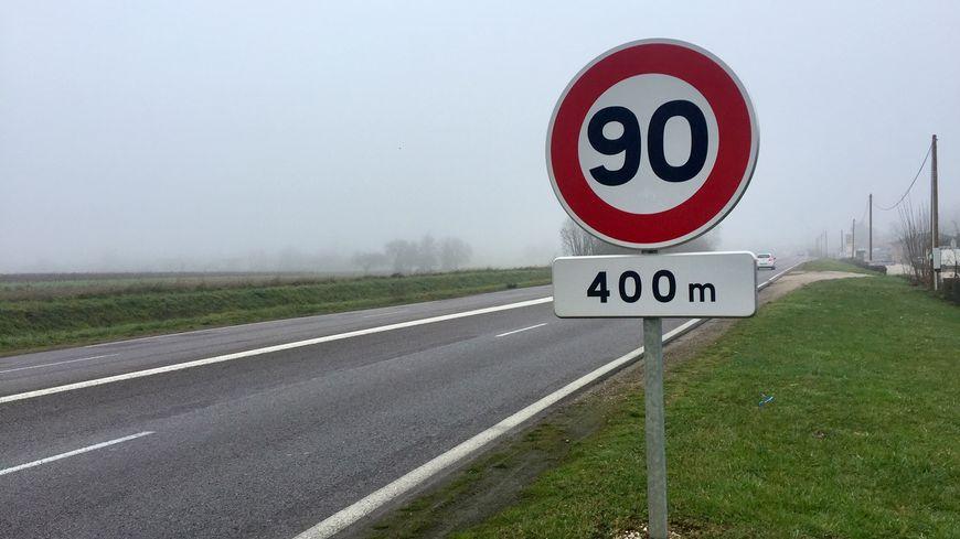 La RD974 entre Dijon et Beaune présente un record national : celui du nombre de changements de vitesse, pas moins de 42 sur 36 km