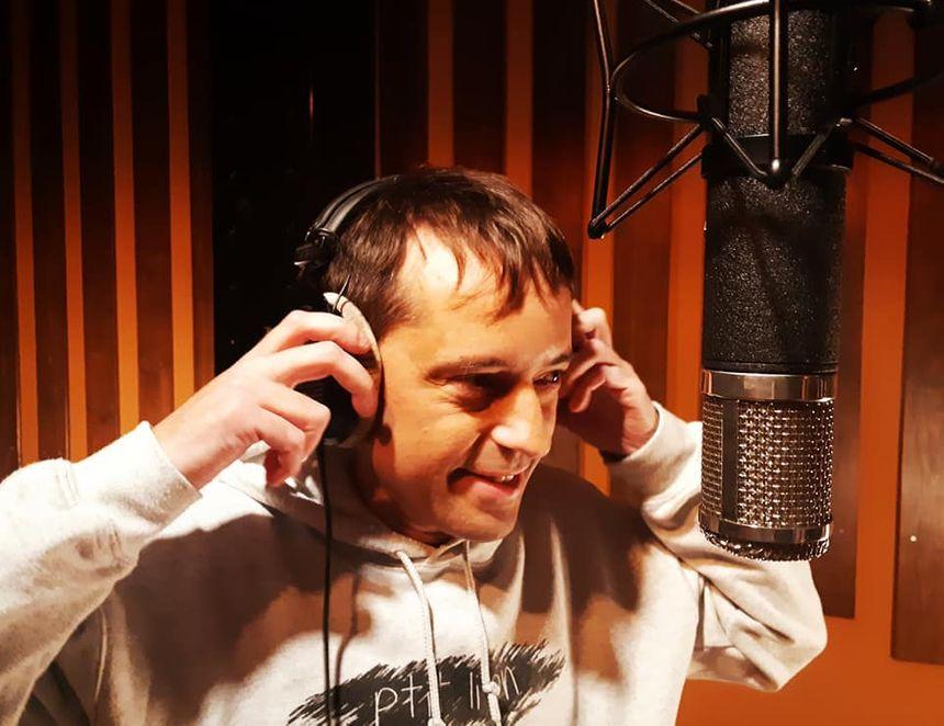 Pascal Lesné - Chanteur du groupe Ptit Li'on