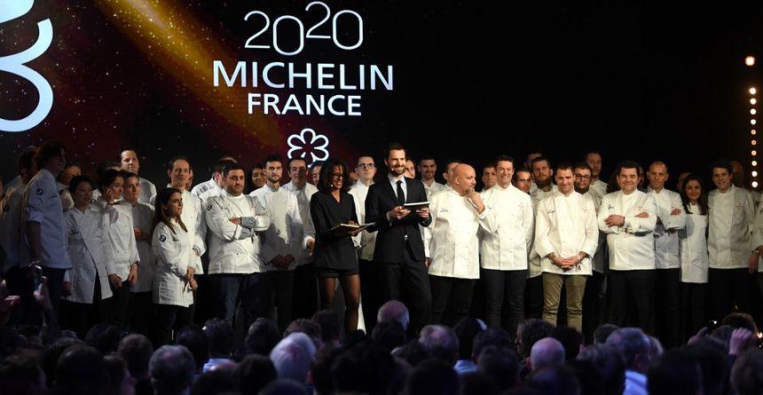 Les chefs français récompensés par une toute première étoile