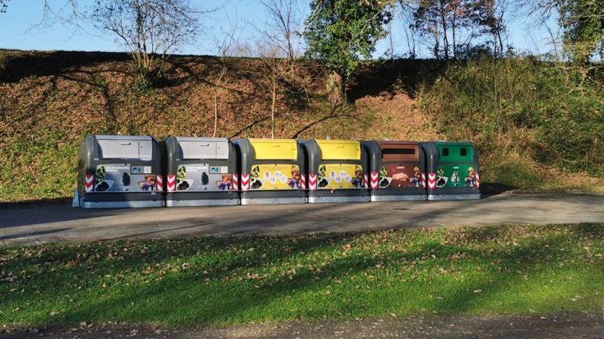 De nouveaux containers ont été installés dans le Pays de Belvès