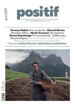 Une émission en partenariat avec la revue mensuelle POSITIF...