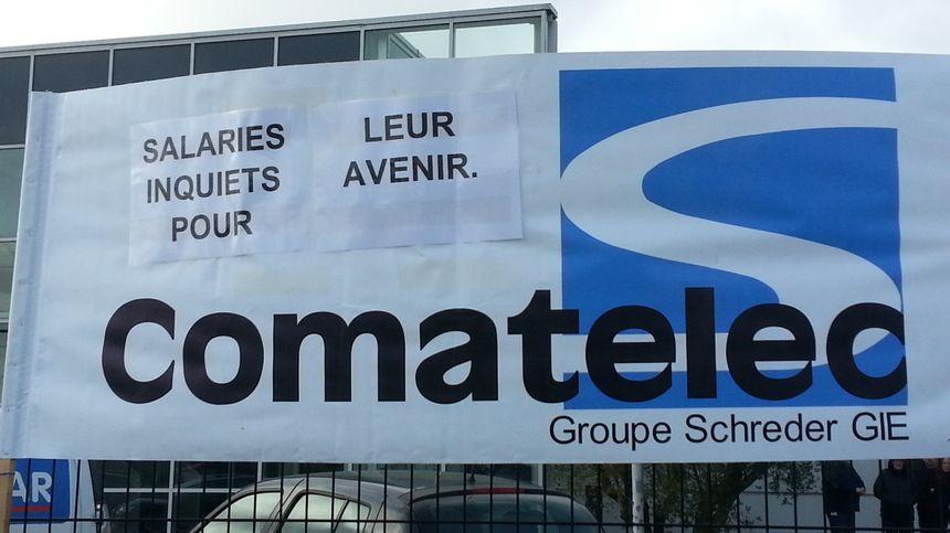 Comatelec emploie 150 personnes à St Florent sur Cher, près de Bourges.